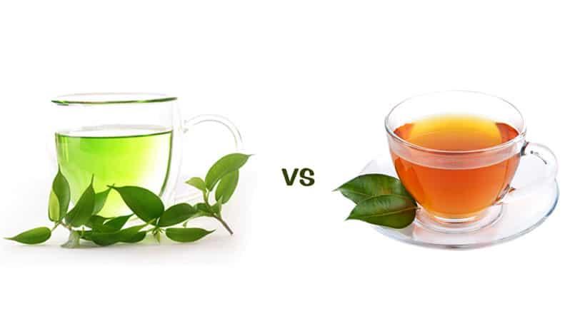 Trà đen và trà xanh đều không tốt cho chị em trong chu kỳ kinh nguyệt